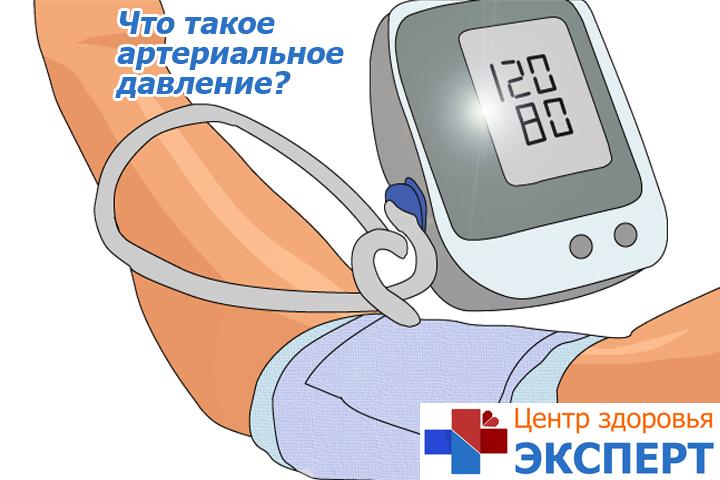 Что такое артериальное давление?
